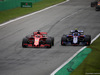 GP ITALIA, 02.09.2018 - Gara, Sebastian Vettel (GER) Ferrari SF71H e Pierre Gasly (FRA) Scuderia Toro Rosso STR13