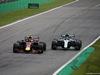 GP ITALIA, 02.09.2018 - Gara, Max Verstappen (NED) Red Bull Racing RB14 e Valtteri Bottas (FIN) Mercedes AMG F1 W09