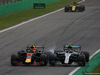 GP ITALIA, 02.09.2018 - Gara, Crash, Max Verstappen (NED) Red Bull Racing RB14 e Valtteri Bottas (FIN) Mercedes AMG F1 W09