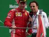 GP ITALIA, 02.09.2018 - Gara, 2nd place Kimi Raikkonen (FIN) Ferrari SF71H e Felipe Massa (BRA)