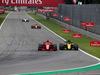 GP ITALIA, 02.09.2018 - Gara, Sebastian Vettel (GER) Ferrari SF71H e Nico Hulkenberg (GER) Renault Sport F1 Team RS18