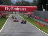 GP ITALIA, 02.09.2018 - Gara, Pierre Gasly (FRA) Scuderia Toro Rosso STR13 davanti a Sebastian Vettel (GER) Ferrari SF71H e Fernando Alonso (ESP) McLaren MCL33