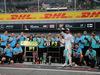 GP ITALIA, 02.09.2018 - Gara, Festeggiamenti, Lewis Hamilton (GBR) Mercedes AMG F1 W09 vincitore e 3rd place Valtteri Bottas (FIN) Mercedes AMG F1 W09