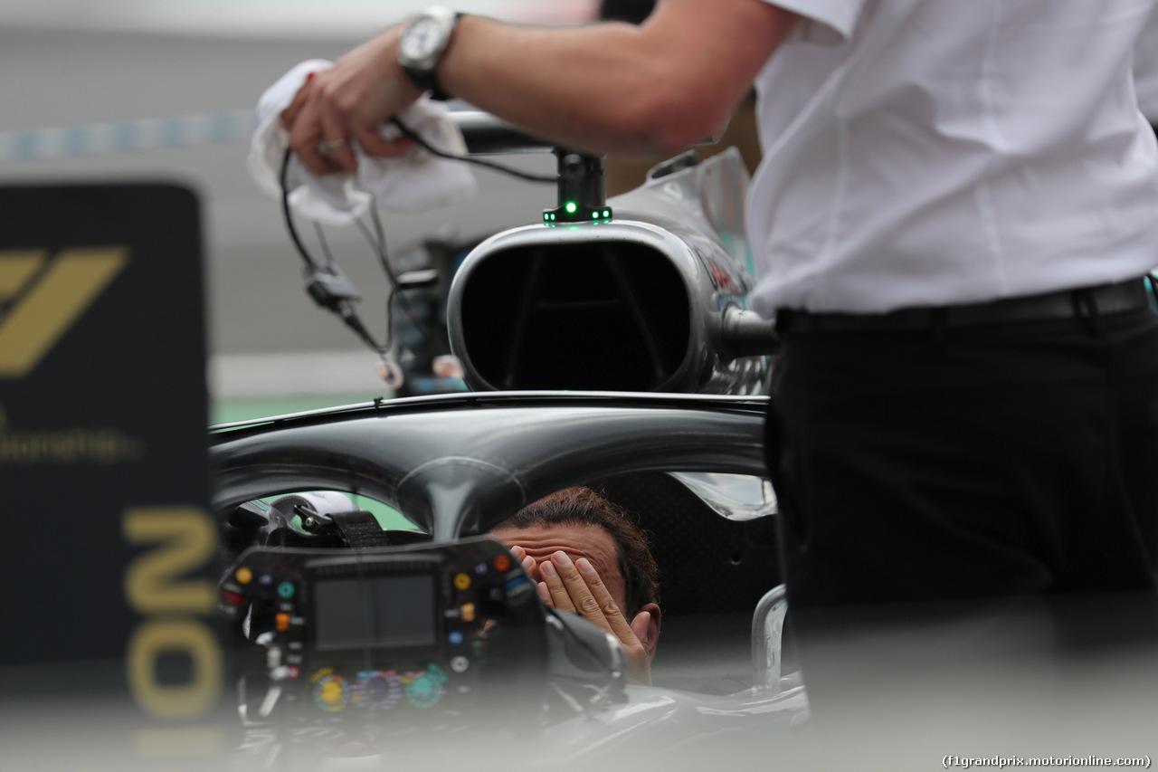 GP MESSICO, 28.10.2018 - Gara, Lewis Hamilton (GBR) Mercedes AMG F1 W09, Champion F1 2018