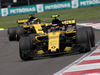 GP MESSICO, 28.10.2018 - Gara, Carlos Sainz Jr (ESP) Renault Sport F1 Team RS18 davanti a Nico Hulkenberg (GER) Renault Sport F1 Team RS18