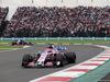 GP MESSICO, 28.10.2018 - Gara, Sergio Perez (MEX) Racing Point Force India F1 VJM11