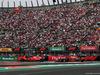 GP MESSICO, 28.10.2018 - Gara, Kimi Raikkonen (FIN) Ferrari SF71H e Max Verstappen (NED) Red Bull Racing RB14