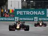 GP MESSICO, 28.10.2018 - Gara, Daniel Ricciardo (AUS) Red Bull Racing RB14 e Max Verstappen (NED) Red Bull Racing RB14