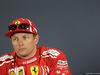 GP MESSICO, 28.10.2018 - Gara, Conferenza Stampa, Kimi Raikkonen (FIN) Ferrari SF71H