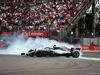 GP MESSICO, 28.10.2018 - Gara, Lewis Hamilton (GBR) Mercedes AMG F1 W09, F1 2018 champion
