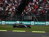 GP MESSICO, 28.10.2018 - Gara, Lewis Hamilton (GBR) Mercedes AMG F1 W09 off track