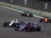 GP MESSICO, 28.10.2018 - Gara, Sergey Sirotkin (RUS) Williams FW41 e Pierre Gasly (FRA) Scuderia Toro Rosso STR13