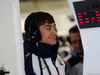 GP MESSICO, 27.10.2018 - George Russell (GBR) Test Driver, Williams FW41