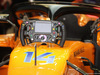 GP MESSICO, 27.10.2018 - Free Practice 3, The steering wheel of Fernando Alonso (ESP) McLaren MCL33