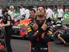 GP MESSICO, 27.10.2018 - Qualifiche, Daniel Ricciardo (AUS) Red Bull Racing RB14 pole position