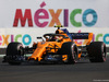 GP MESSICO, 26.10.2018 - Free Practice 1, Stoffel Vandoorne (BEL) McLaren MCL33