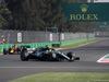 GP MESSICO, 26.10.2018 - Free Practice 1, Lewis Hamilton (GBR) Mercedes AMG F1 W09 e Daniel Ricciardo (AUS) Red Bull Racing RB14