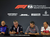 GP MESSICO, 26.10.2018 - Conferenza Stampa, Franz Tost, Scuderia Toro Rosso, Team Principal, Otmar Szafnauer (USA) Racing Point Force India F1 Team Chief Operating Officer, Guenther Steiner (ITA) Haas F1 Team Prinicipal e Frederic Vasseur (FRA) Sauber Team Principal