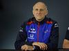 GP MESSICO, 26.10.2018 - Conferenza Stampa, Franz Tost, Scuderia Toro Rosso, Team Principal