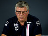GP MESSICO, 26.10.2018 - Conferenza Stampa , Otmar Szafnauer (USA) Racing Point Force India F1 Team Chief Operating Officer