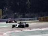 GP MESSICO, 26.10.2018 - Free Practice 1, Lewis Hamilton (GBR) Mercedes AMG F1 W09 davanti a Kimi Raikkonen (FIN) Ferrari SF71H