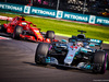 GP MESSICO, 26.10.2018 - Free Practice 1, Lewis Hamilton (GBR) Mercedes AMG F1 W09 davanti a Sebastian Vettel (GER) Ferrari SF71H