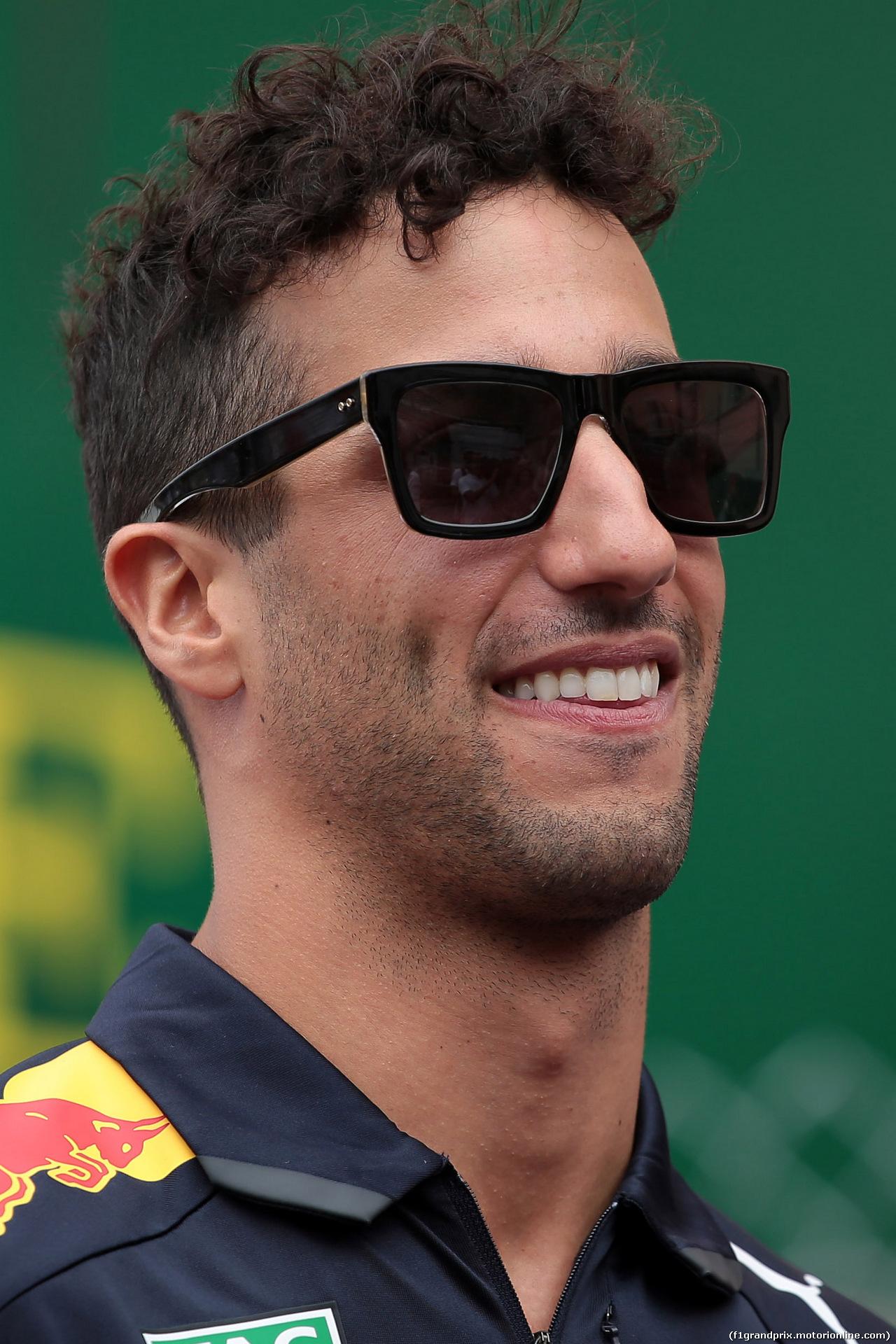 GP MONACO, 27.05.2018 - Daniel Ricciardo (AUS) Red Bull Racing RB14