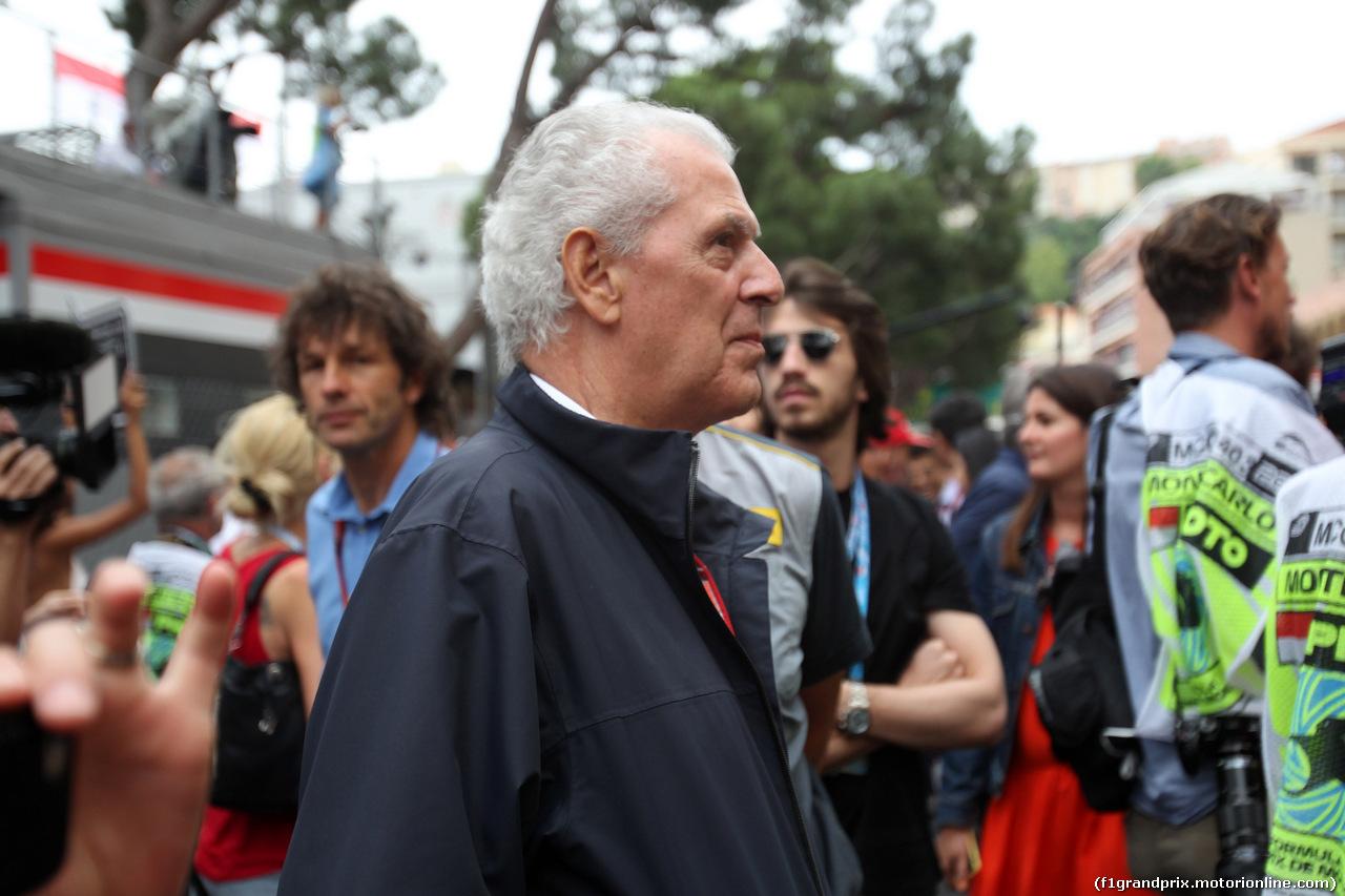 GP MONACO, 27.05.2018 - Gara, Marco Tronchetti Provera (ITA), Pirelli's President