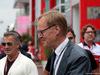 GP MONACO, 27.05.2018 - Jean Alesi (FRA) e Ari Vatanen (FIN)