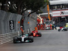 GP MONACO, 27.05.2018 - Gara, Lewis Hamilton (GBR) Mercedes AMG F1 W09 e Kimi Raikkonen (FIN) Ferrari SF71H
