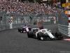 GP MONACO, 27.05.2018 - Gara, Marcus Ericsson (SUE) Sauber C37 e Sergio Perez (MEX) Sahara Force India F1 VJM011