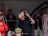 GP MONACO, 27.05.2018 - Gara, 2nd place Sebastian Vettel (GER) Ferrari SF71H e Daniel Ricciardo (AUS) Red Bull Racing RB14 vincitore