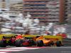 GP MONACO, 27.05.2018 - Gara, Max Verstappen (NED) Red Bull Racing RB14 e Stoffel Vandoorne (BEL) McLaren MCL33