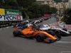 GP MONACO, 27.05.2018 - Gara, Stoffel Vandoorne (BEL) McLaren MCL33 e Sergey Sirotkin (RUS) Williams FW41