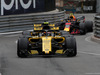 GP MONACO, 27.05.2018 - Gara, Carlos Sainz Jr (ESP) Renault Sport F1 Team RS18 e Max Verstappen (NED) Red Bull Racing RB14