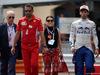 GP MONACO, 24.05.2018 - Free Practice 1, Piero Ferrari (ITA) Vice-President Ferrari e Pierre Gasly (FRA) Scuderia Toro Rosso STR13