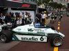 GP MONACO, 23.05.2018 - Keke Rosberg (FIN) Williams FW07C