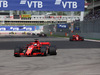 GP RUSSIA, 30.09.2018 - Gara, Sebastian Vettel (GER) Ferrari SF71H davanti a Kimi Raikkonen (FIN) Ferrari SF71H