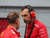 GP RUSSIA, 30.09.2018 - Gara, Sebastian Vettel (GER) Ferrari SF71H e Riccardo Adami (ITA) Ferrari Gara Engineer