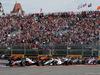 GP RUSSIA, 30.09.2018 - Gara, Kevin Magnussen (DEN) Haas F1 Team VF-18 e Charles Leclerc (MON) Sauber C37