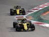 GP RUSSIA, 30.09.2018 - Gara, Carlos Sainz Jr (ESP) Renault Sport F1 Team RS18 davanti a Nico Hulkenberg (GER) Renault Sport F1 Team RS18