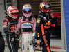 GP RUSSIA, 30.09.2018 - Gara, Kevin Magnussen (DEN) Haas F1 Team VF-18, Sergio Perez (MEX) Racing Point Force India F1 VJM11 e Daniel Ricciardo (AUS) Red Bull Racing RB14