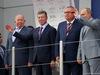 GP RUSSIA, 30.09.2018 - Gara, Dmitry Kozak (RUS) Russian Deputy Prime Minister e Vladimir Putin (RUS) Russian President