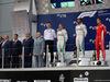 GP RUSSIA, 30.09.2018 - Gara, Vladimir Putin (RUS) Russian President, James Allison (GBR) Mercedes AMG F1, Technical Director, 2nd place Valtteri Bottas (FIN) Mercedes AMG F1 W09, Lewis Hamilton (GBR) Mercedes AMG F1 W09 vincitore e 3rd place Sebastian Vettel (GER) Ferrari SF71H