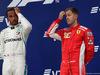 GP RUSSIA, 30.09.2018 - Gara, Lewis Hamilton (GBR) Mercedes AMG F1 W09 vincitore e 3rd place Sebastian Vettel (GER) Ferrari SF71H