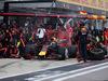 GP RUSSIA, 30.09.2018 - Gara, Pit stop, Daniel Ricciardo (AUS) Red Bull Racing RB14