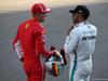 GP RUSSIA, 29.09.2018 - Qualifiche, 3rd place Sebastian Vettel (GER) Ferrari SF71H e 2nd place Lewis Hamilton (GBR) Mercedes AMG F1 W09