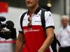 GP SINGAPORE, 16.09.2018 - Marcus Ericsson (SUE) Sauber C37