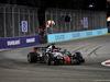 GP SINGAPORE, 16.09.2018 - Gara, Romain Grosjean (FRA) Haas F1 Team VF-18