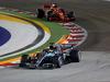 GP SINGAPORE, 16.09.2018 - Gara, Lewis Hamilton (GBR) Mercedes AMG F1 W09 e Sebastian Vettel (GER) Ferrari SF71H